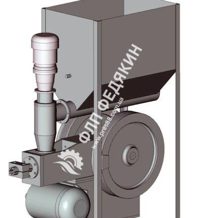 3д модель - Пресс SCORPION SP 50-350М