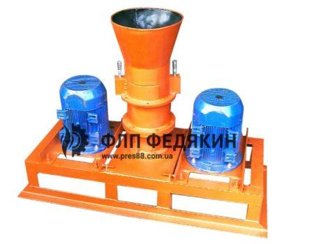 Плоско-матричный гранулятор ПГ-2