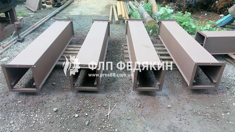 Гибка листового металла - готовая продукция - Фото 1