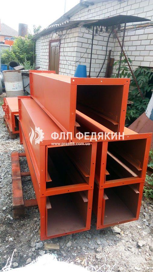 Гибка листового металла - готовая продукция - Фото 7