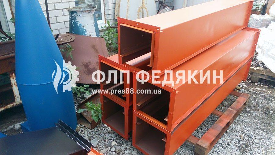 Гибка листового металла - готовая продукция - Фото 4