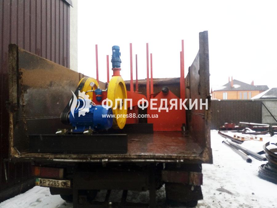 Пресс для брикетов - пгт Пеньков - фото 2
