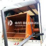 Оборудование для брикетирования шелухи - отгрузка - Краматорск - фото 1