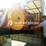 Пресс для брикетирования - отгрузка - Славянск - фото 2