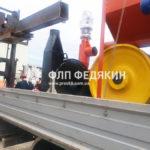 Пресс брикетировщик SCORPION - отгрузка г. Краматорск - 03072017 - фото 2
