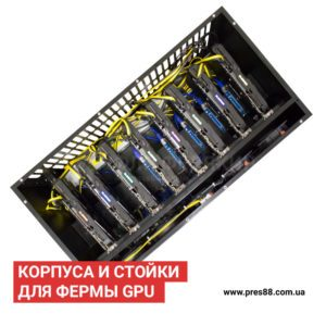 Корпус для фермы GPU - фото 12