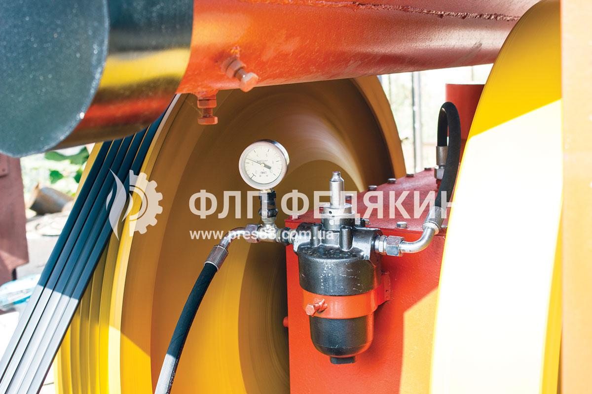 Пресс для брикетов- фото 1