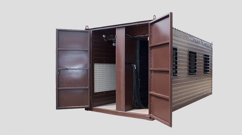 контейнер для майнинга